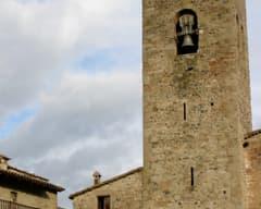 Campanar Santa Pau