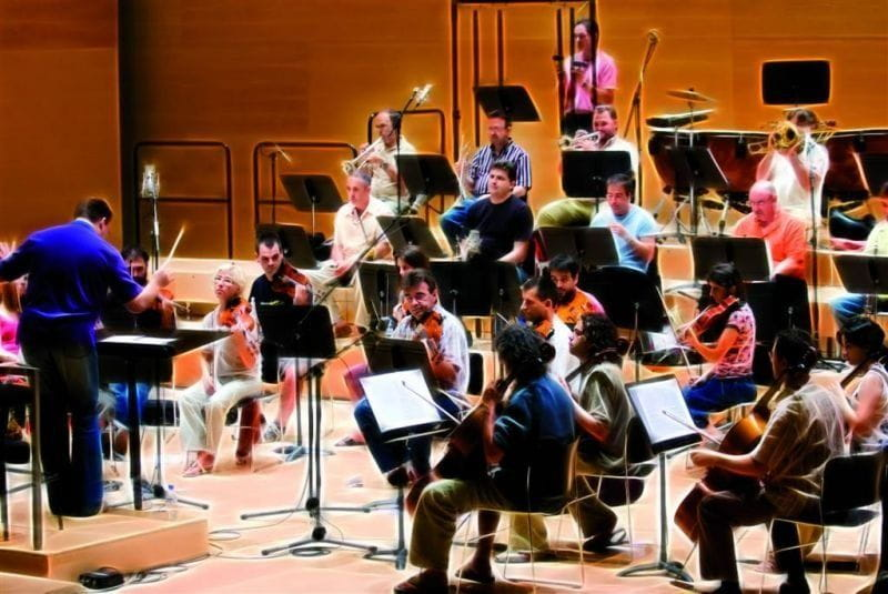 The Cobla and String Symphony Orquestra of Catalonia is born.