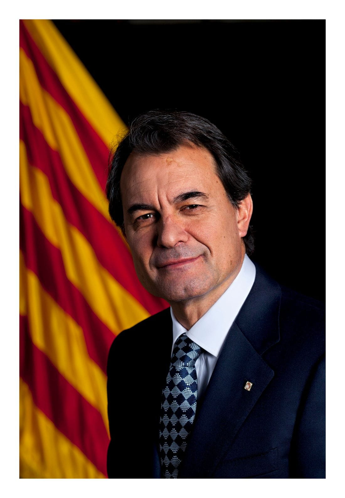 Mr. Artur Mas, president of the Autonomous Government of Catalonia, presents the SCCC