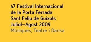 La SCCC en el Festival de la Porta Ferrada