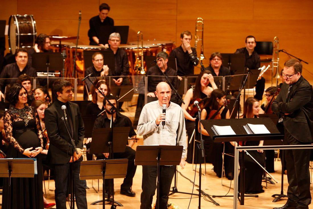 Concert ''Tossudament Llach''