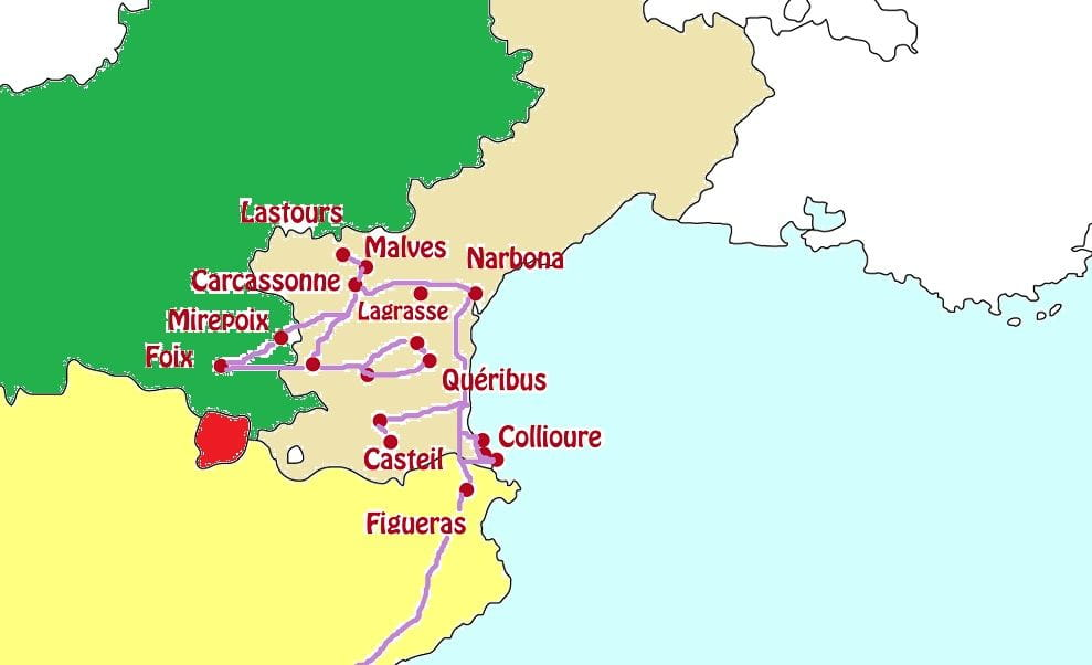 UN VIAJE EN EL TIEMPO: EN BUSCA DEL ÚLTIMO DE LOS CÁTAROS
