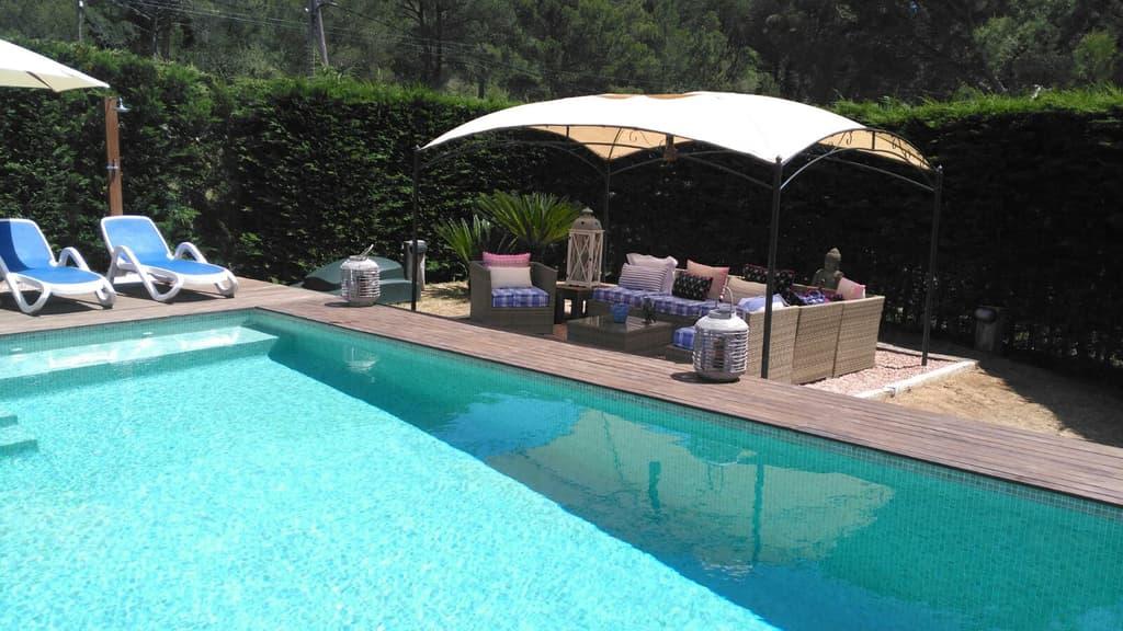 2077 begur maison enti rement r nov e avec jardin et - Location begur avec piscine ...