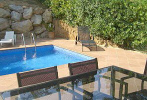 Casa unifamiliar con piscina privada en begur costa brava for Casa con piscina privada para 2 personas