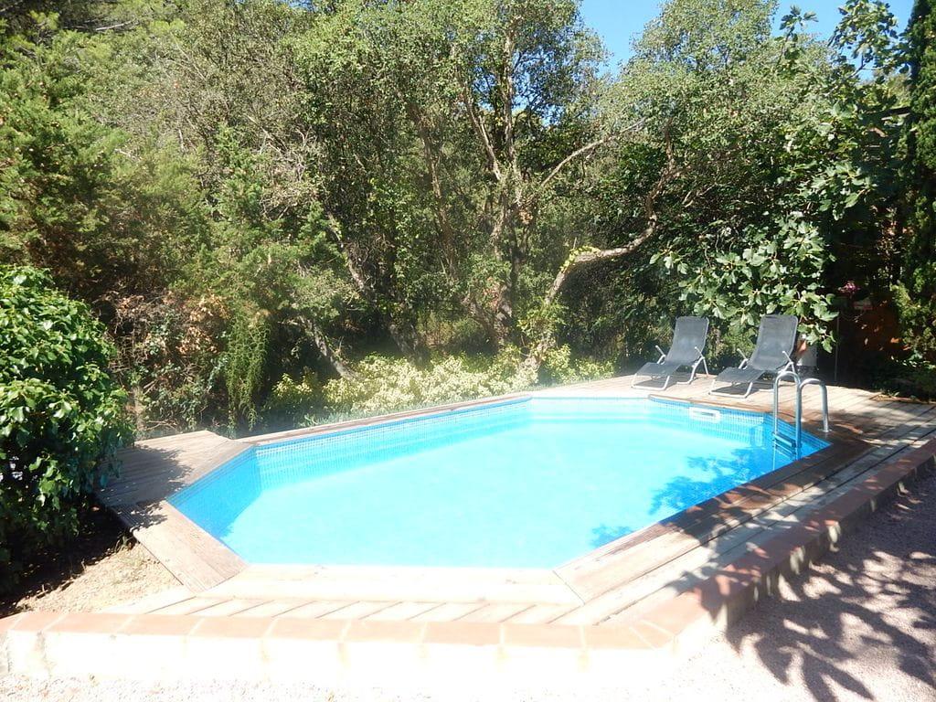 Haus Pool Kaufen Begur Costa Brava Spanien Sa Riera Privat