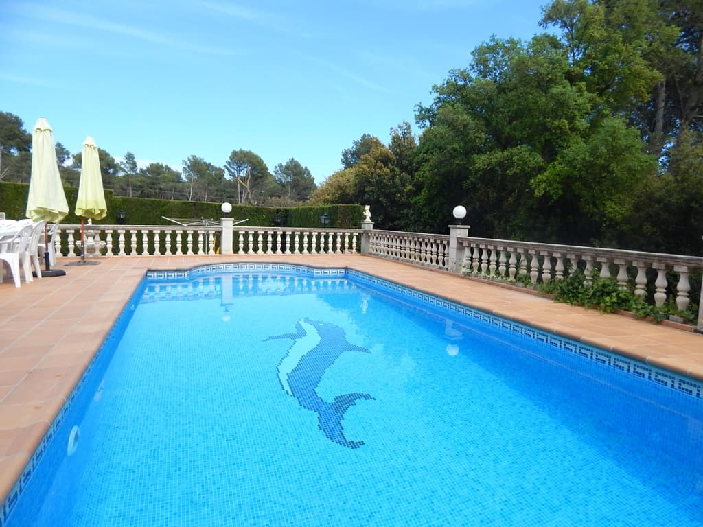 2165 begur villa in a quiet area near the village and for Pool verkauf