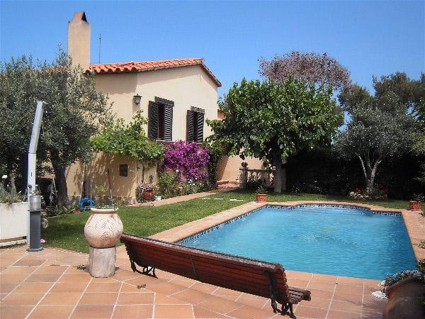 2297 begur residencial begur casa con jard n y piscina for Residencial casas jardin
