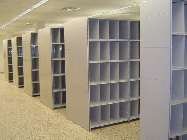 Estantes Para Archivos Oficina.Mobiltac Estanterias Y Mobiliario Para Archivo Oficinas Despachos