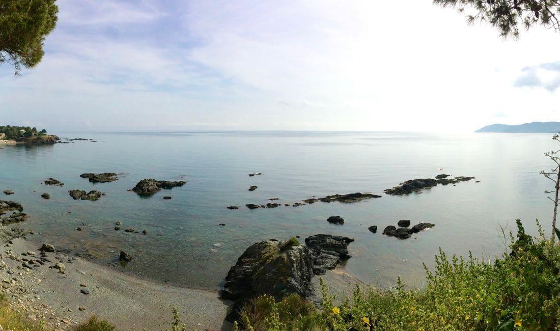 Gaudeix de les platges que pots trobar en els 7 quilòmetres que conformen el litoral de Llançà