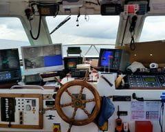 Pescaturisme - Armonia Uno detall