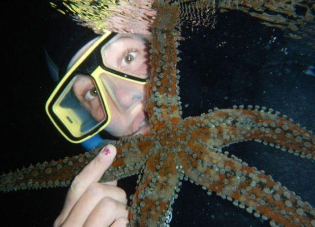Snorkel nocturne