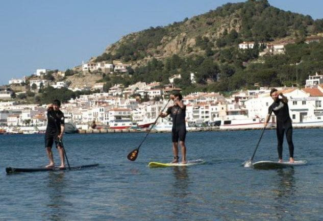 Picture Paddle Surf