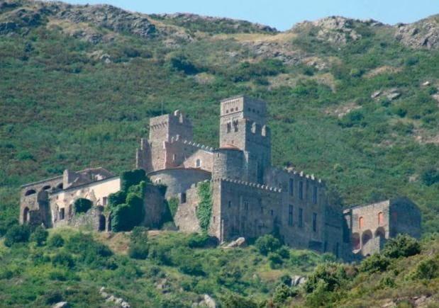 Monasterio St. Pere