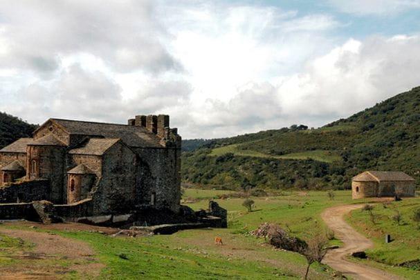 Monesterio. Sant Quirze de Colera